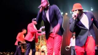 Anthony Hamilton and The Hamiltones Live in Albany, GA -  Souly Ghost
