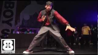 2012 Popping Battle (Round 1)