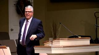 Randy Tewell: Be Strong in the Lord