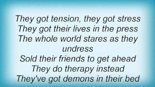 Marillion - Deserve Lyrics