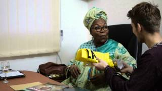 preview picture of video 'Amnesty HU meets Alice in Douala'