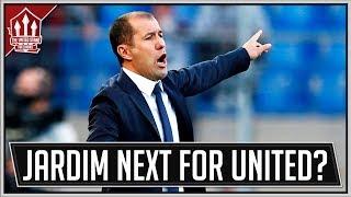 JARDIM! Next Manchester United Manager? Man Utd News