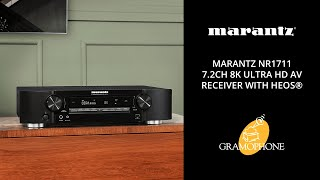Marantz NR1711 8K Ultra HD AV Receiver REVIEW