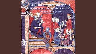 Le jugement du roi de Navarre: Quant leur consaus fu affinez...