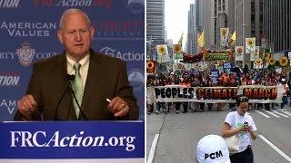 Climate Week: Conservatives vs. Progressives
