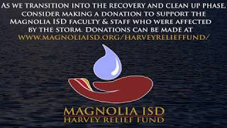 Magnolia ISD Harvey Relief Fund