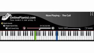 How to play The Call by Regina Spektor - Piano Tutorial Video [www.keepvid.com].mp4
