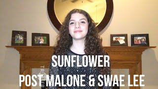 Sunflower- Post Malone and Swae Lee (ASL/PSE COVER) Sign Language
