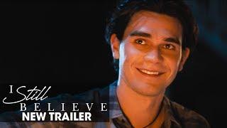 I Still Believe (2020 Movie) New Trailer   KJ Apa, Britt Robertson, Shania Twain
