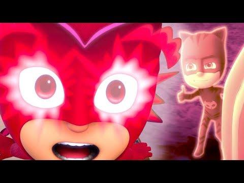 PJ Masks Full Episodes | PJ Masks in SLOW MOTION | PJ Masks Official