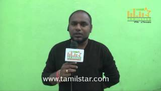 Praveen at Thiru Vi Ka Poonga Movie Team Interview