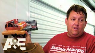 Storage Wars: Rene vs. Ivy Battle for the Best Locker (Season 10) | A&E
