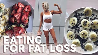 Eating for FAT Loss - Vegetarian