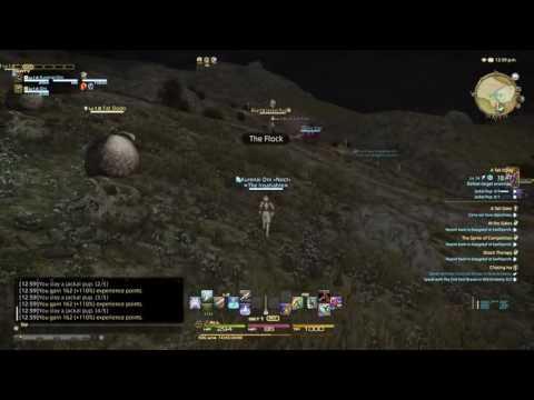 Видео № 1 из игры Final Fantasy XIV: Starter Edition [PS4]