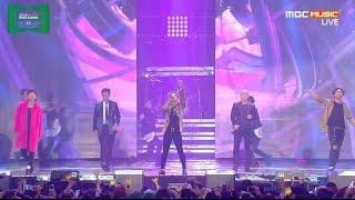 BIGBANG - '뱅뱅뱅(BANG BANG BANG)' + '맨정신(SOBER)' + 'FANTASTIC BABY' 1107 MELON MUSIC AWARDS