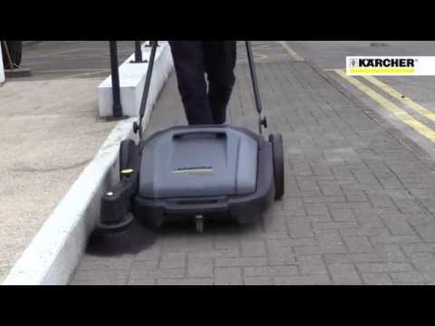 KM 70/20 C Karcher Sweeper