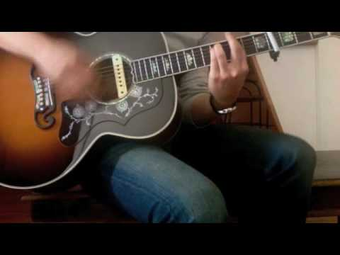 how to play the wonder of you on guitar intro