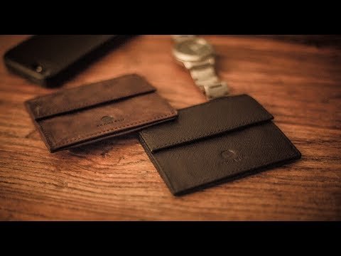 Perfect Minimalist Wallet by Ed Charly