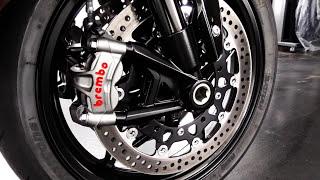 Spotless Detailing Kawasaki Ninja H2 PPF Gtechniq