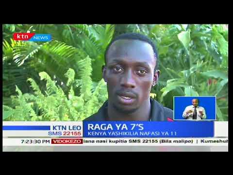 Kenya yashikilia nafasi ya 11 katika mchezo wa raga