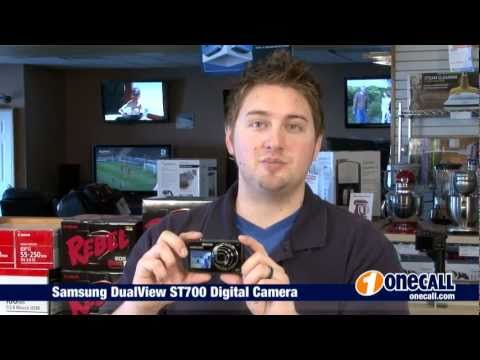 Closer Look: Samsung ST700 Digital Camera
