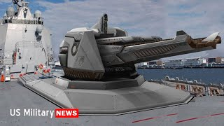 The U.S. Navy's 5 Most Lethal Weapons of War