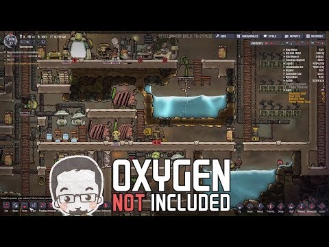 Oxygen Not Included (PC) - Cycle 33 - Power transformer