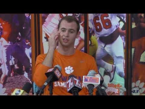 TigerNet: Hunter Renfrow says Tigers can keep up with Cards