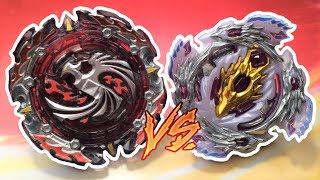 Dead Phoenix 0.At Vs Bloody Longinus 13.JI : Beyblade Burst Chozetsu