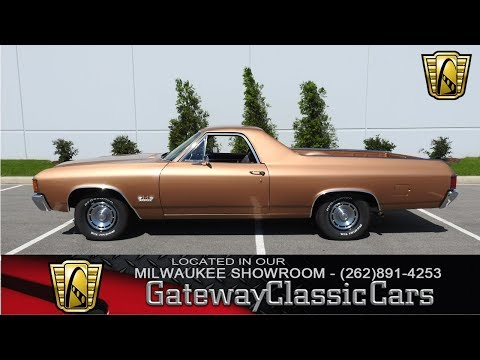 Video of Classic 1972 GMC Sprint located in Kenosha Wisconsin - $29,995.00 Offered by Gateway Classic Cars - Milwaukee - L8EJ