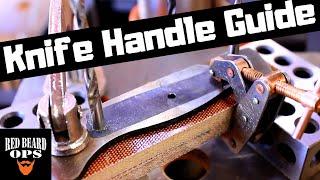 How to Make Knife Handles - Beginner's Guide 2019