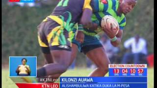 James Kilonzi wa klabu ya raga ya KCB aaga dunia baada ya kufatuliwa risasi na majambazi