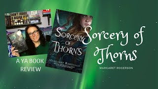 Sorcery of Thorns | A YA Book Review