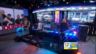 Good Morning America   R5   (I Can't) Forget About You [HD]