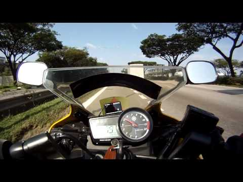 R15 rides on AYE