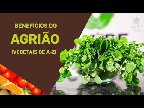 Benefícios do Agrião | Vegetais de A-Z | Saúde Total