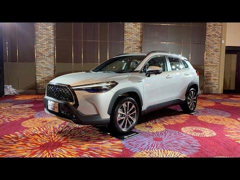 Toyota Corolla Cross預售勇破5500台!花蓮發表現場直擊