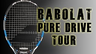 Ρακέτα τέννις Babolat Pure Drive Tour video