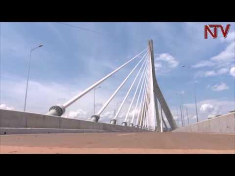 Museveni agguddewo olutindo lw'e Jinja olupya, kifuuse kyabyabulambuzi