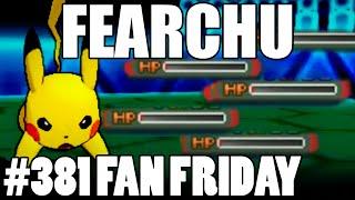 F.E.A.R. PIKACHU! Pokemon Omega Ruby Alpha Sapphire WiFi Battle! Fan Fridays #381 Nessto