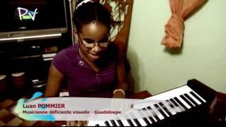 Luan POMMIER,  musicienne jusqu'au bout des doigts