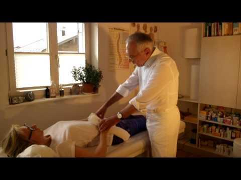 Als heilen Gelenk am Knie