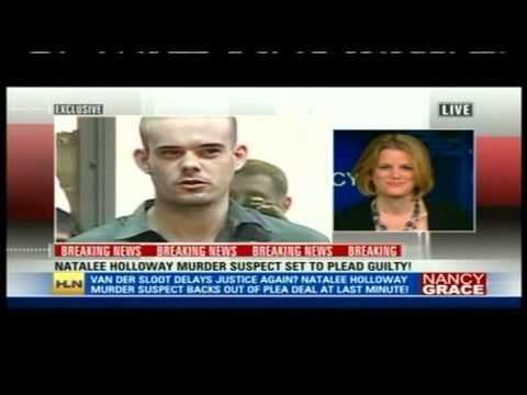 Meg Strickler on Nancy Grace discussing Joran Van Der Sloot, January 6, 2012