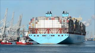 Shipspotting Rotterdam, 21 05 2017