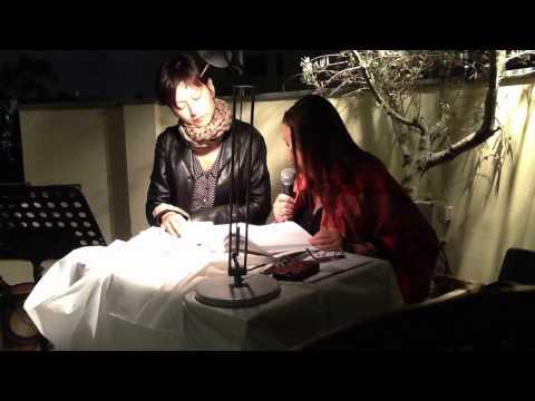 Vidéo de Esther Tellermann