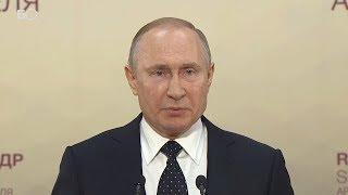 Путин об итогах выборов на Украине: «Это полный провал!»