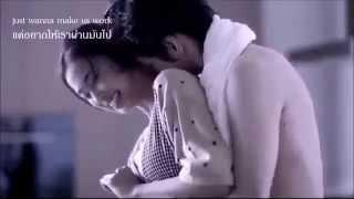 เพลงสากลแปลไทย / Until you - Romantic kiss scene