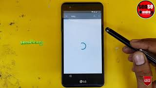 How To Remove Google Account on LG X Power K220 | Frp bypass