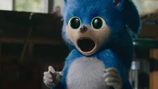The Sonic Movie Trailer But Even Worse.