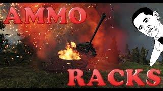 Ammo Racks Compilation #2 (World of Tanks)